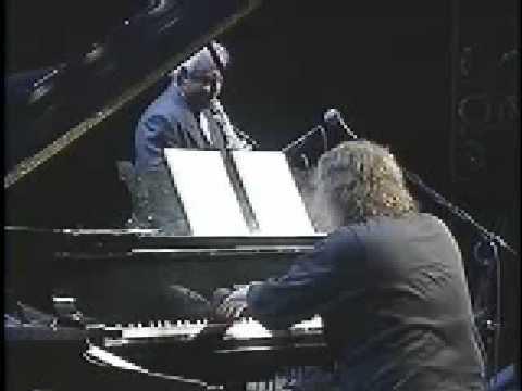 Paulo Moura &  Arthur Moreira Lima - Chorando Baixinho - Kaiser Bock Winter Festival - SP - 1997