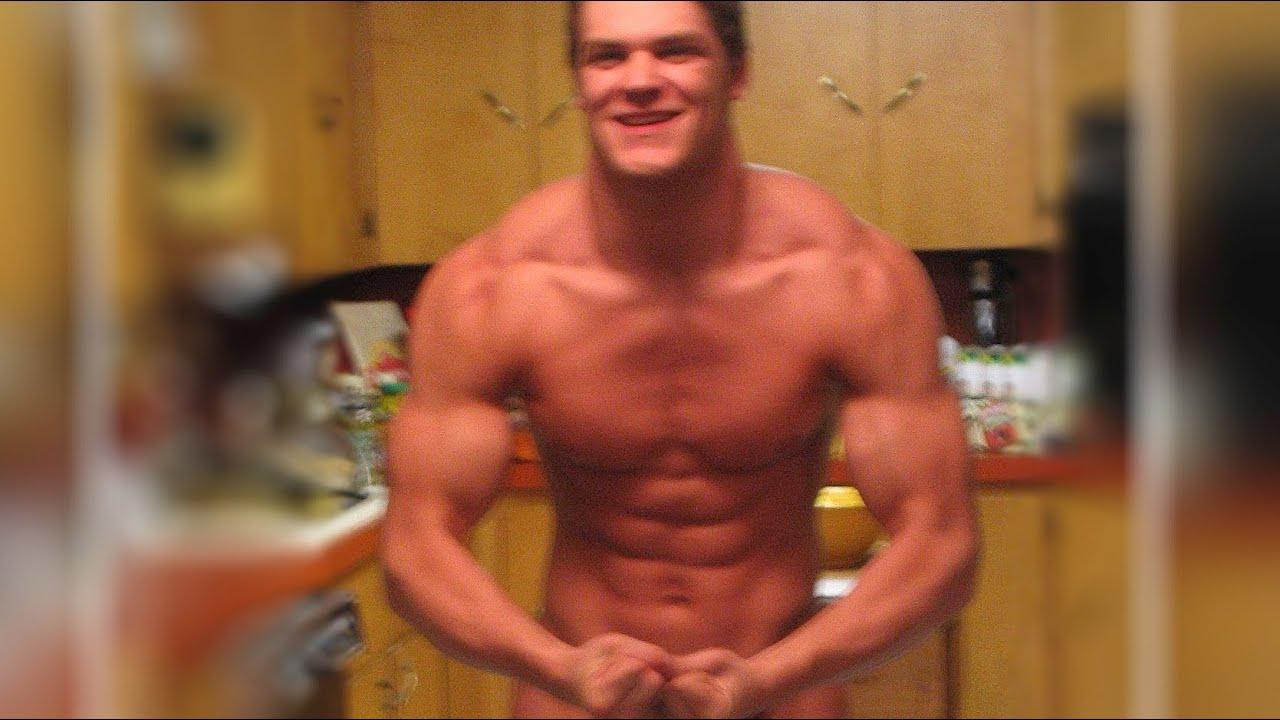 Día del Maestro Taxi Exención  Natural Teen Bodybuilding - Brandon White Wins Ironman - YouTube