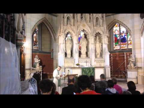 ALBUM ON THE ROAD with Hymn & Sermon from Castle Church, Whittenberg, Germany