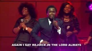 REJOICE - Sonnie Badu (Official Live Recording)