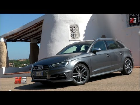 audi s3 sportback 2014 test drive costa smeralda only. Black Bedroom Furniture Sets. Home Design Ideas