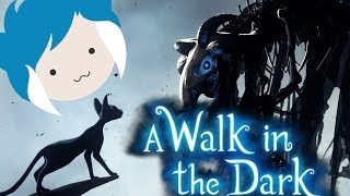 A Walk In The Dark (aka: Dodger Gets to Play As A Cat)