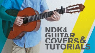 Guitar Tutorial: Young Wild and Free - Snoop Dogg feat Wiz Khalifa