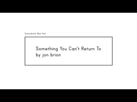 Jon Brion - Something You Can't Return To mp3