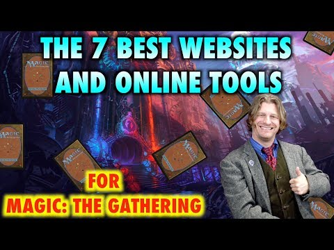 MTG - The 7 BEST Websites and Online Tools for Magic: The Gathering