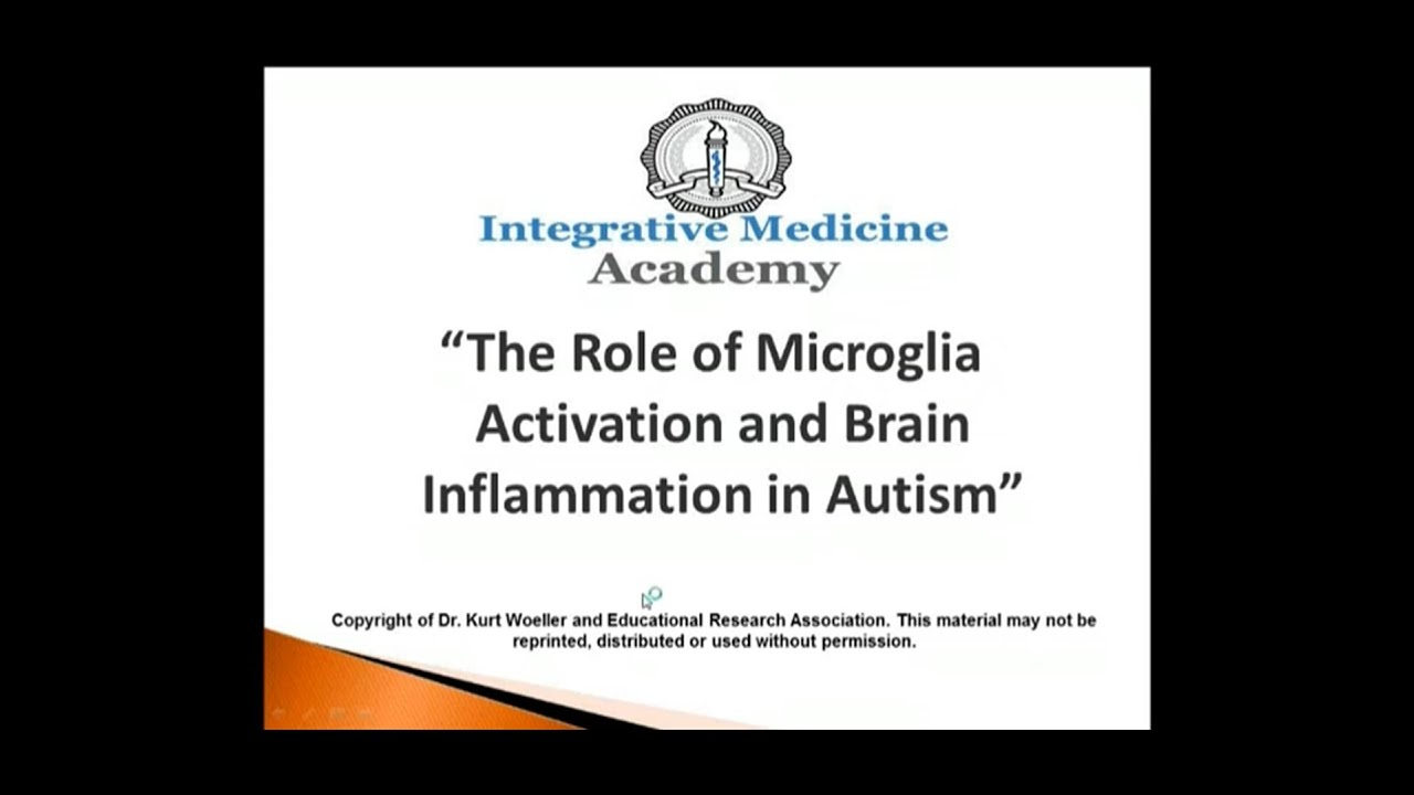 role of the microglia cells However, the neuroinflammation processes play an important role in the  induction of autistic behavioral changes microglial cells can exhibit.