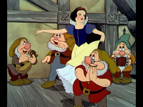 Biancaneve e i sette nani la tirolese dei nani fandub ita