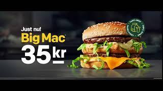 Big Mac 35 kr...