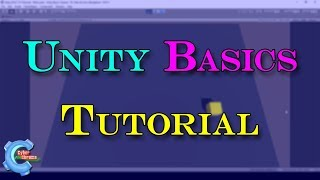 Unity Basics Tutorial!