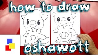 How To Draw Oshawott