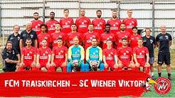 Auftaktsieg unserer VIKTORIANER auswärts gegen FCM Traiskirchen 😍💪