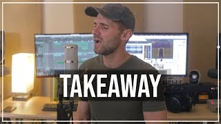The Chainsmokers, Illenium Takeaway Ft. Lennon Stella (cover By Ben Woodward)