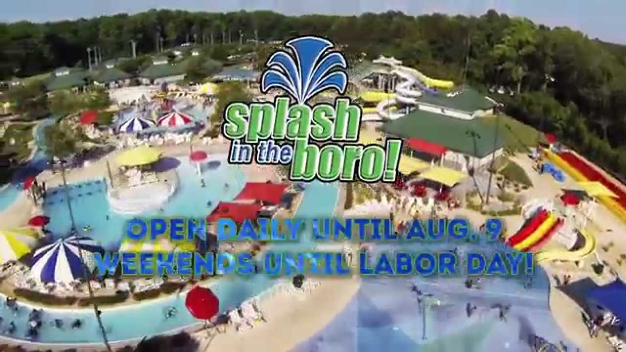 Splash In The Boro 2015 Youtube