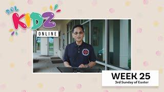 ROL KIDZ | Week 25 | 3rd Sunday of Easter