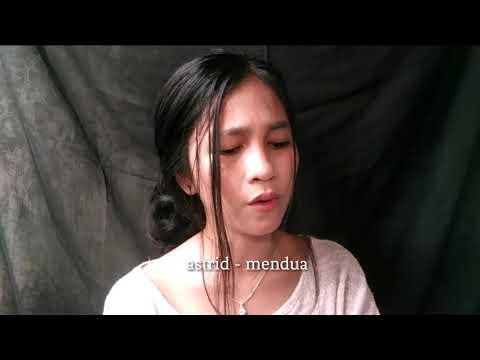Astrid - mendua cover by anggli monalisa