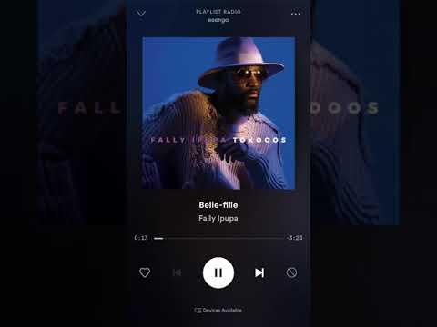 Fally Ipupa - Belle-fille (Audio Officiel)