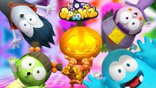 Spookiz | de Dibujos Animados para los Niños | el Especial de Halloween de Compilar | ♡BJ dibujos Animados♡