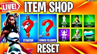 🔴 *NEW* FORTNITE ITEM SHOP RESET NEW SKINS??? JUNE 27TH (BATTLE ROYALE LIVE)