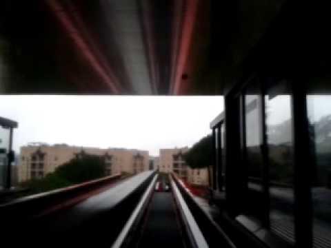 Il MiniMetrò di Perugia(dalla Cupa a Fontivegge)