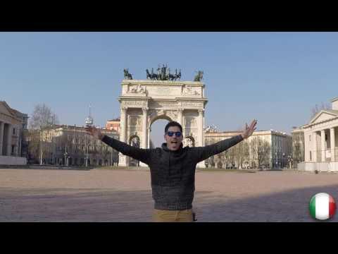 Milan & Verona 2017 #Milan #Verona #travel #GoPro #GoProHero5
