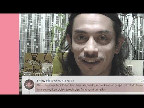Iqram Dinzly Mengaku 'Naik Sheikh' Pada Persembahan Altimet