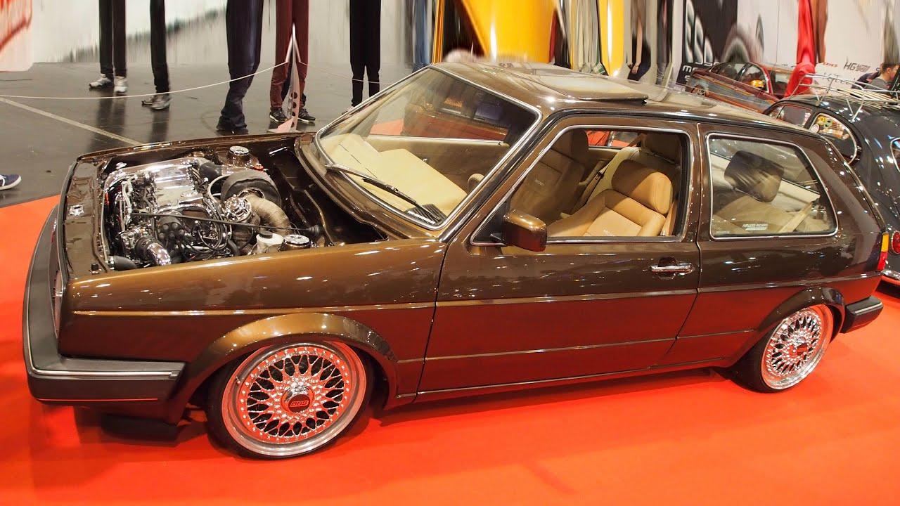 volkswagen golf 2 1991 tuning 2 9 vr6 garrett gt35 turbo. Black Bedroom Furniture Sets. Home Design Ideas