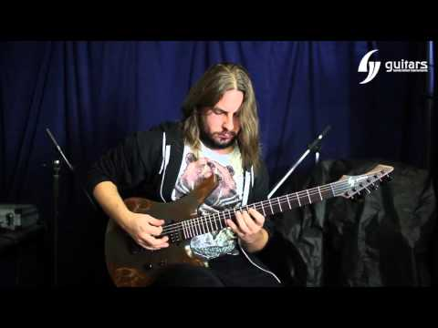 GV guitars - Stellar MB2 - Máté Bodor 2nd signature