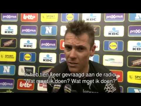 Post Race Interview | Tour Of Flanders Winner | Philippe Gilbert