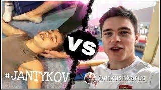 #JANTYKOV vs NIKUSHKIN DAY / Мощные тренировки в ПЕНЗЕ