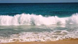 Piano Music and Ocean Waves - Study Music