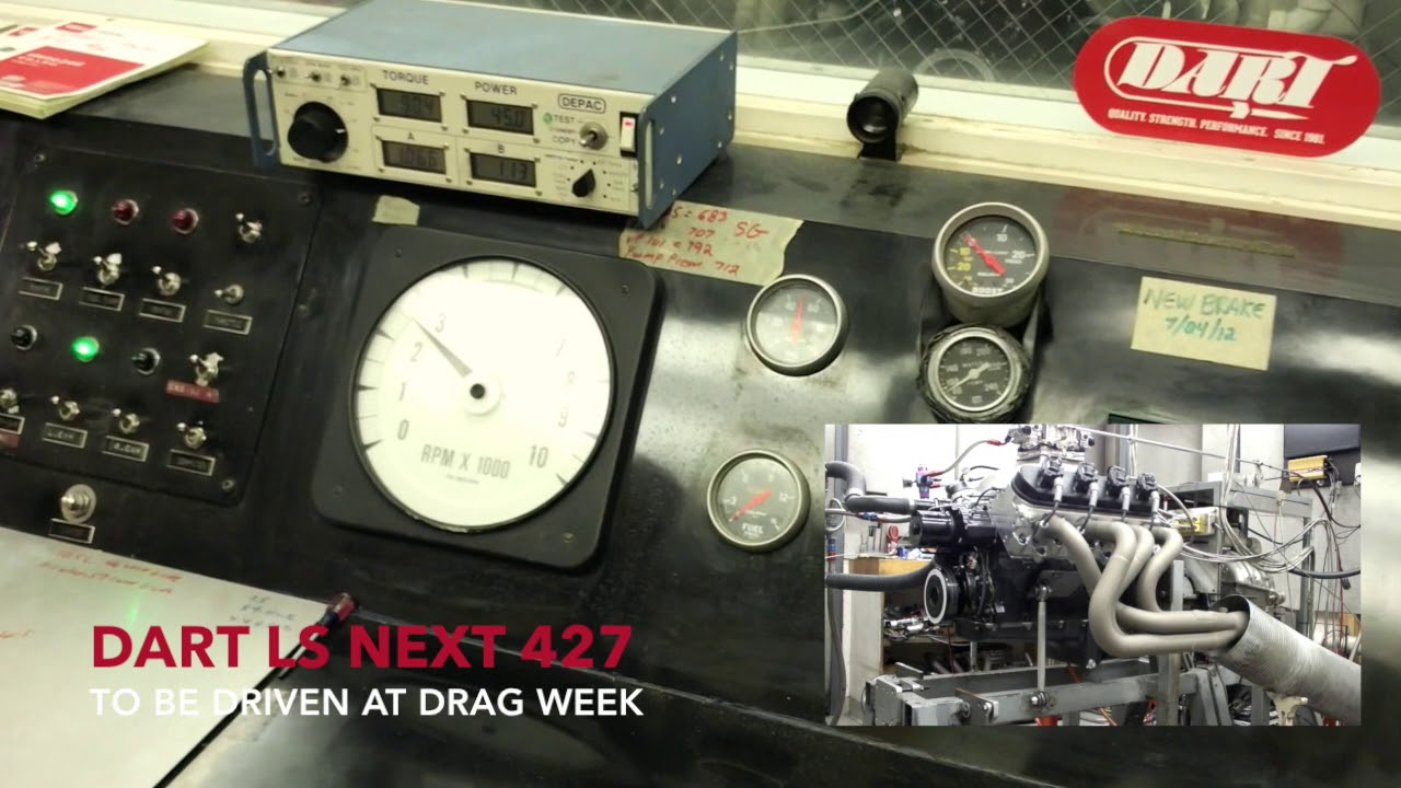 LSNext Level: Kyle Scheel's Dart LS Is Built To Take On Drag Week
