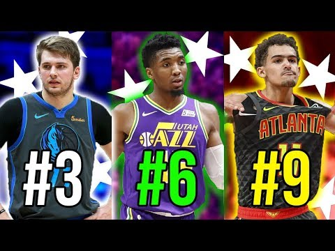 Ranking the Best RISING STAR From EVERY NBA Team 2018-19 thumbnail