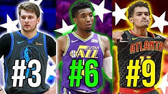 Ranking the Best RISING STAR From EVERY NBA Team 2018-19