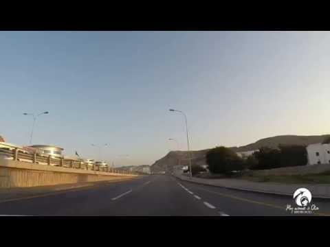 Sultanate of Oman. Ride through Muscat #2