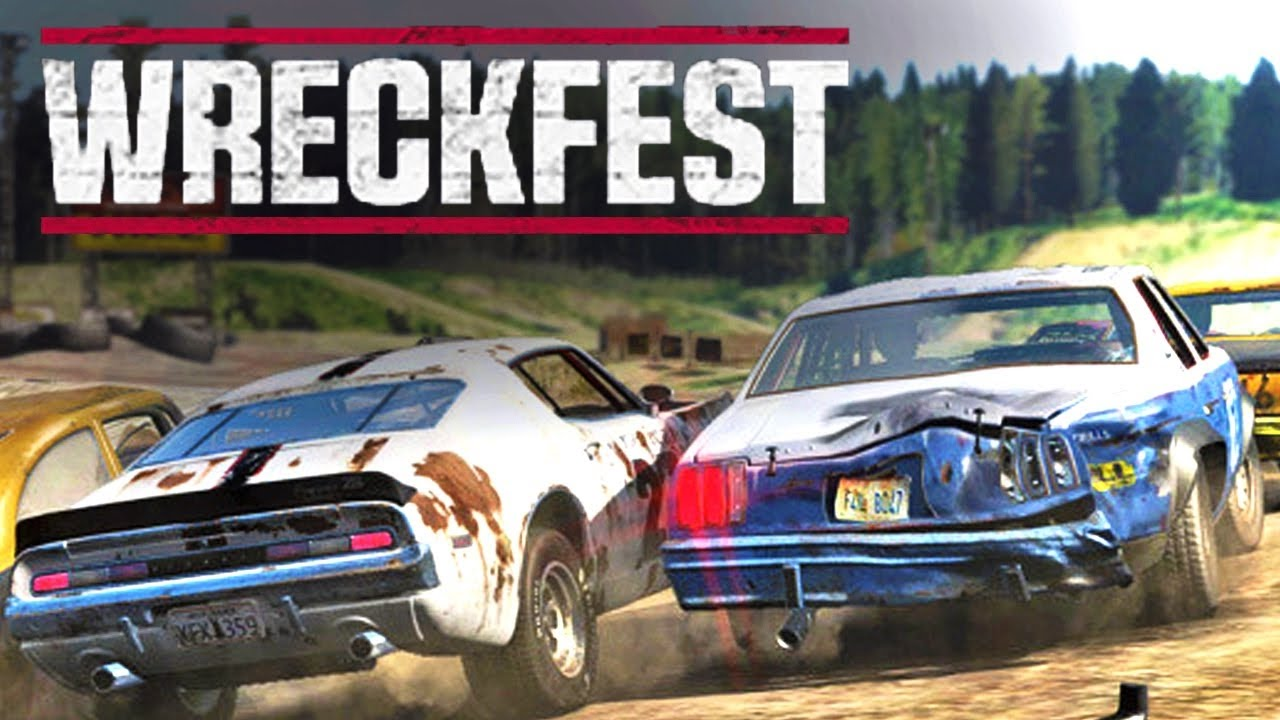 New Xbox One Racing Game : Wreckfest coming to ps xbox one in youtube