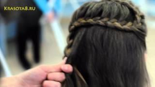Эффект распущенных волос