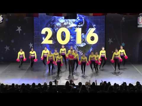 Dance Mania All-Stars [2016 Open Coed Pom Finals]