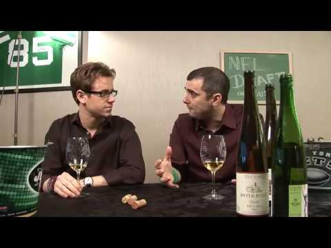 Alsatian White Wine Tasting - Episode #657