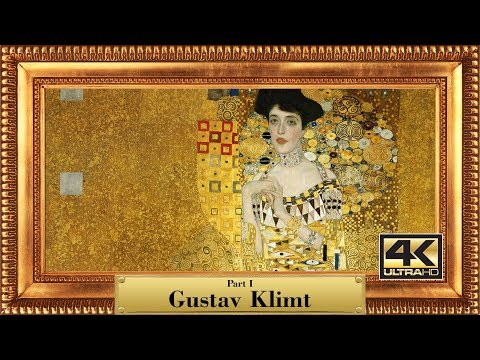 Artist: Gustav Klimt (1862-1918) | 163 classic paintings | 4K Ultra HD slideshow
