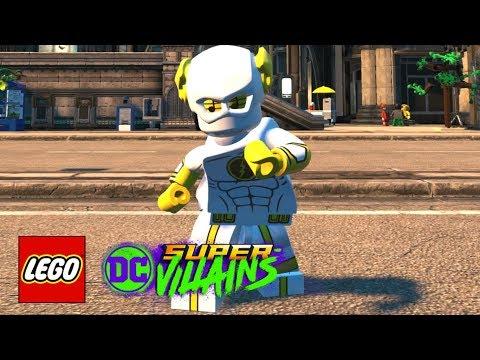 LEGO DC Super-Villains - How To Make...