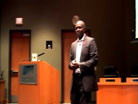 Jackson Kaguri public talk - part of World VIU Days