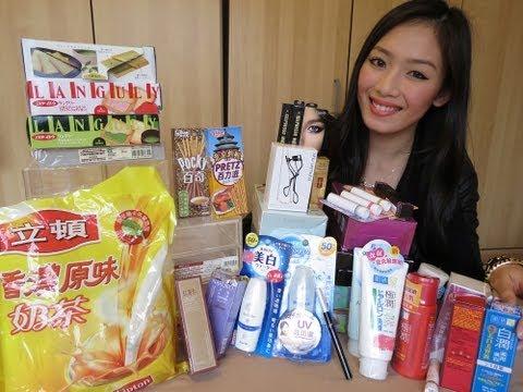 Huge Asia Haul: Beijing & Taiwan (Sasa, Cosmed, Watsons, Muji & More ♡)