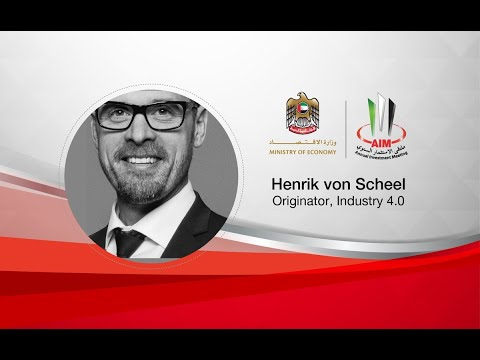 Understanding the Promise of Blockchain with Henrik von Scheel & His Excellency Khalfan Belhoul