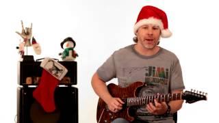Dann Huff We Three Kings Guitar Lesson - Part 1 of 2 - Guitar Breakdown - How To Play