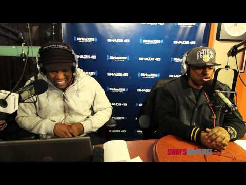 "Cassidy ""Sway In The Morning"" Freestyle!"