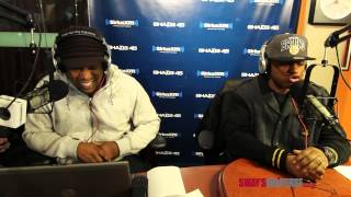 Cassidy Freestyles on #SwayInTheMorning