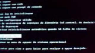 Removendo a senha de ADM no Windows Xp
