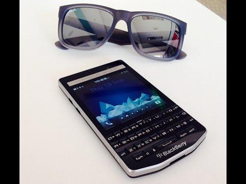blackberry porsche design p9983 special youtube. Black Bedroom Furniture Sets. Home Design Ideas
