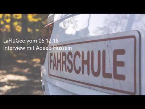 LaFlüGee vom 06.12.16 - Interview mit Adeeb Hussein