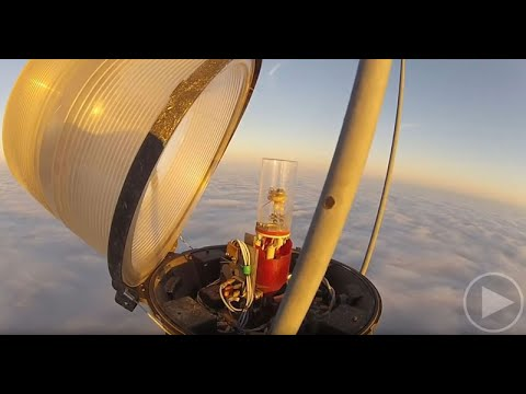 Download KDLT-TV 2000ft tower. ABOVE THE CLOUDS